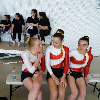 Compétition Régionale Equipe à Flavin