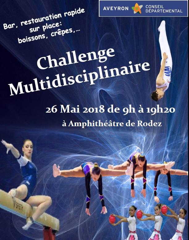 Affiche multidisciplinaires
