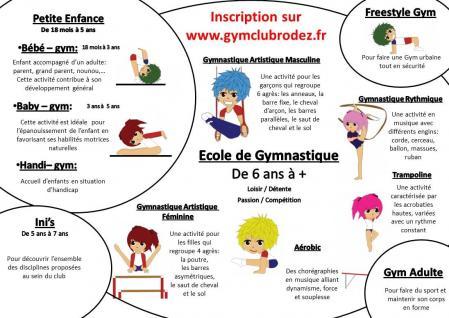 Gym Club Ruthénois